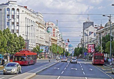 Grad Beograd Doneo Novo Resenje O Rezimu Saobracaja Teretnih